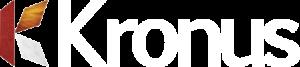 Kronus Logo White